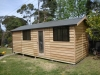 Verandah Design No. 20, No Verandah, Cedar Upgrade, additional Window