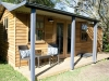 Verandah Design No. 19 with cedar upgrade