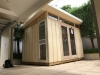 Custom Mod Design No. 12, Board & Batten cladding