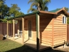 Verandah Design No.18 with cedar upgrade