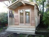 Porch Cabana 20 with Cedar upgrade, double glass doors and custom steps.jpg