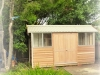 Verandah Design, No. 11, Cedar Upgrade, Double Doors, Additional Windows, No Verandah