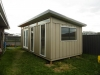 mod cabana 20 board batten double galss doors extra windows.JPG