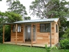 Verandah Design, No. 18, Cedar Upgrade, optional additional windows