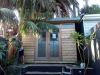 Mod Design No.12 with double glass doors and cedar cladding