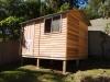 Workshed Design No. 2636 with cedar upgrade
