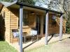Verandah Design No. 19 with cedar upgrade