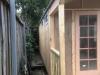Porch Cabana with double 10-light hamptons-style doors