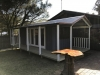 Verandah Design No.20 with porch after painting by client