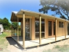 Melwood porch cabana with custom verandah added to side, 2 added panorama windows in white.jpg