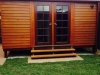verandah cabana-18-with-no verandah and custom-double-doors-and-cedar-upgrade