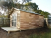 verandah cabana no18 with no verandah front deck and custom double doors, cedar upgrade.JPG