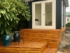 Mod Design No.15 - decking added by client
