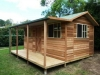 verandah-Design-No. 18-Cedar upgrade-additional windows