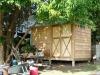 verandah cabana 8 no verandah cedar couble barnstyle workshop doors custom air vent roof colour.JPG