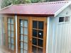 Melwood Verandah Cabana  with 2 sets of double doors custom cedar.jpg