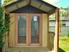 Porch Design, Double Glass Doors, Tree, Painted.jpg