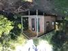 Porch Design No. 10, Cedar Upgrade, Additional Window