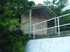 Porch Design No. 20, Board & Batten, Solid Double Doors 3