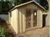 Porch Design No. 20, Board & Batten, no porch, No decking