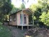 Porch Design No. 10, Cedar upgrade, Additional Windows, Double Hung Windows, No Ballustrades