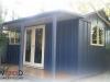 Verandah Design,No. 18 Doors_ additional Window_ Pre-Painted_stained Deck
