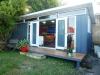Custom Mod Design No. 20 board batten painted double glass doors artist studio.JPG