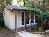 verandah cabana 20 board batten double glass doors sidelights.jpg