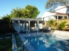 Verandah Design No. 20 double doors sidelights cedar painted pool .jpg