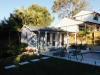 Verandah Design No. 20 double doors sidelights cedar painted pool.jpg