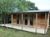 verandah cabana 20 extra wide wrap around verandah porch double glass doors sidelights custom doors cedar.JPG