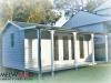 Verandah Design, No. 20 with custom cladding, double glass doors and sidelight windows..jpg