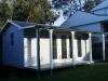 verandah cabana 20 with custom cladding, double glass doors and sidelight windows..jpg