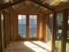 Double French Doors & Double Doors + Sidelights on a Workshop3263
