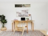 Home Office with sliding ventilation window | Mod Design No.12