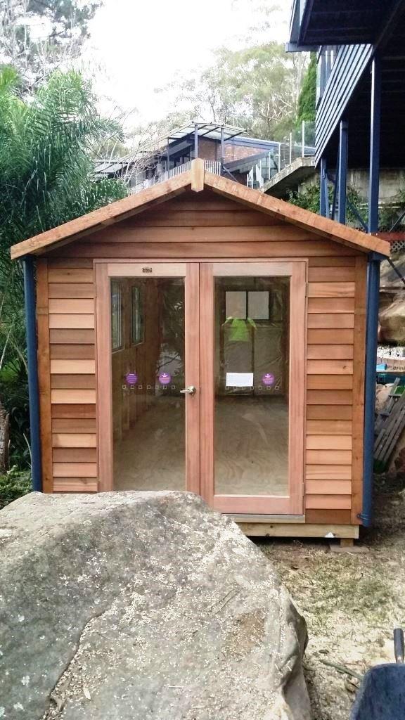 Backyard Sheds Sydney Amp Nsw Timber Melwood Timber