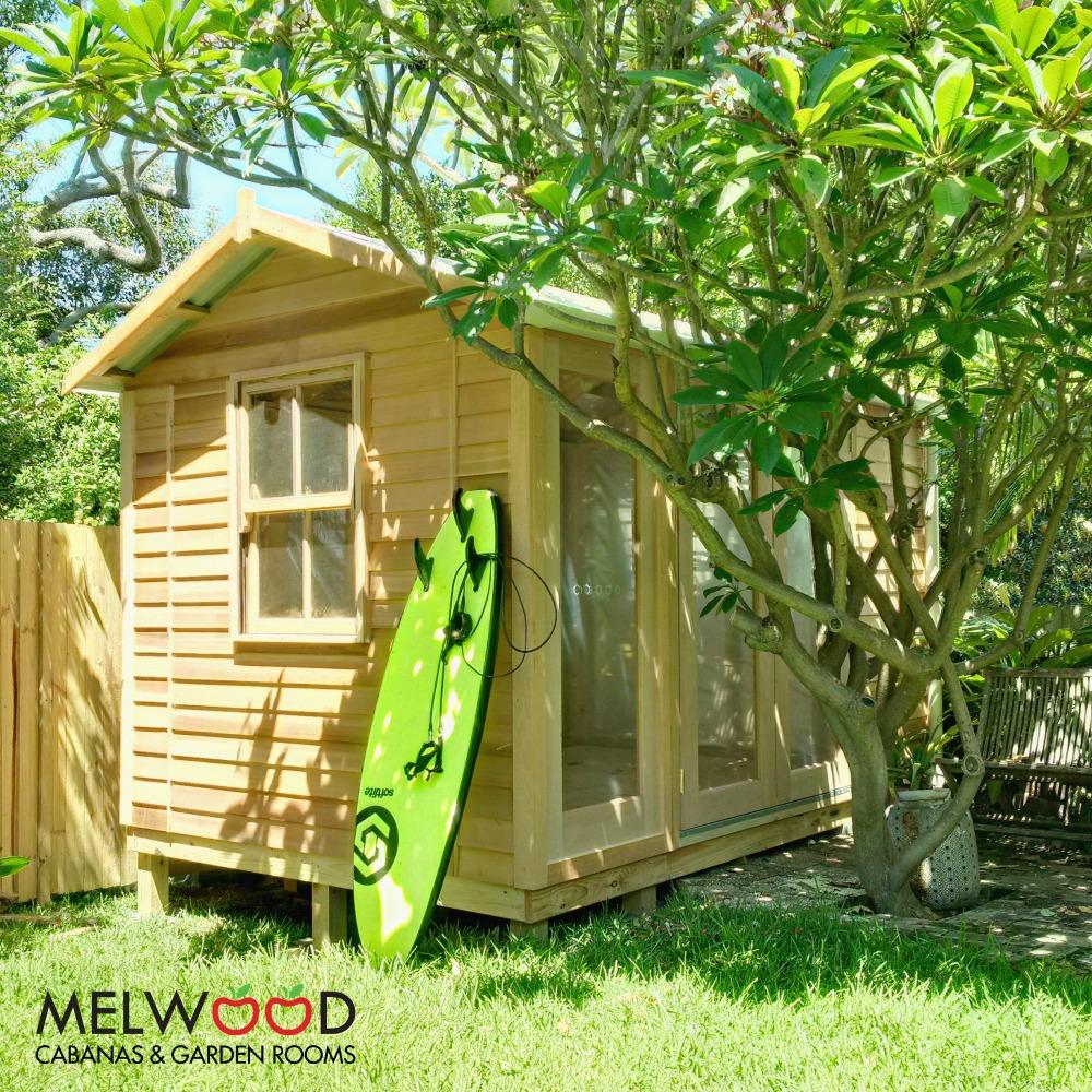 Melwood Cedar Storage Shed | Garden Storage