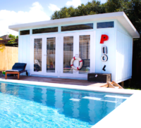 Get more use out of your backyard with a Pool Cabana