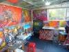 Melwood Backyard Art Studio