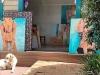 Kimberly's Backyard Art Studio