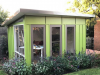 Melwood Backyard Art Studio - Mod Cabana No.12