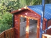 Porch Design No. 18-with-no porch, added double-doors-and-cedar-cladding-upgrade