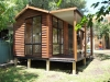 Verandah Cabana with Cedar Cladding