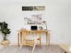 Home Office with sliding ventilation window | Mod Design No.12